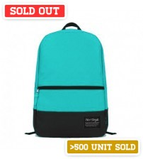 Zelda Leisure Backpack Tiffany Blue