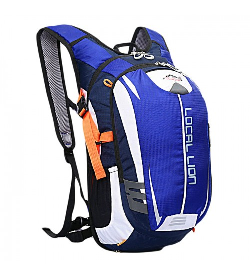 Beast 18L Outdoor Travel Backpack Blue