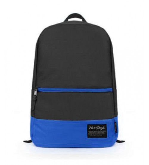 Zelda Leisure Backpack Black Lake