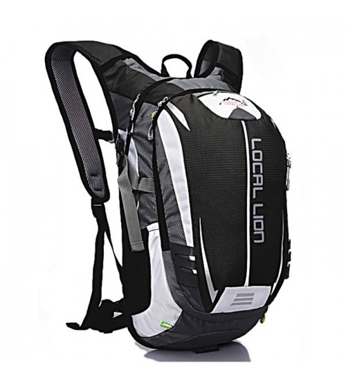 Beast 18L Outdoor Travel Backpack Black
