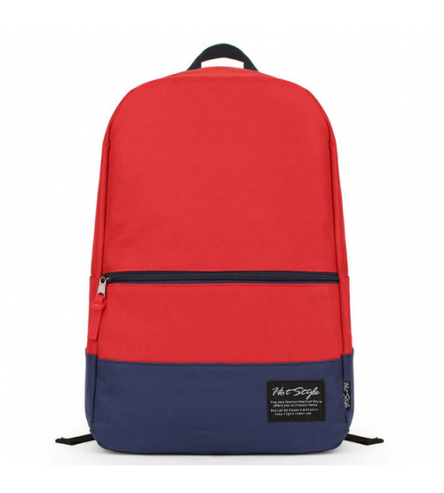 Zelda Leisure Backpack Red