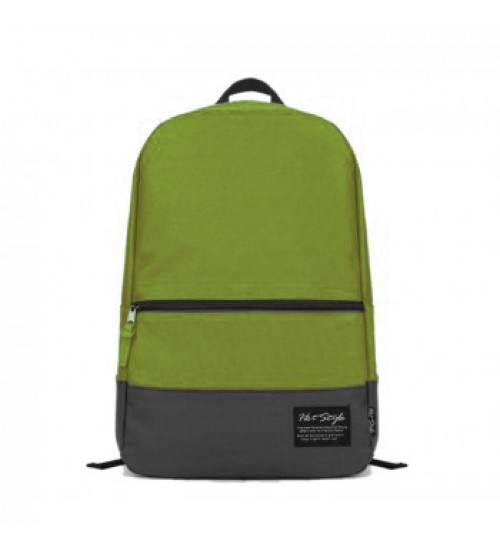 Zelda Leisure Backpack Seaweed Green