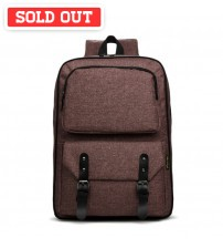 Shadow Leisure Backpack Brown