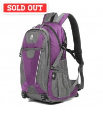Escape Outdoor Travel 40L Backpack Purple