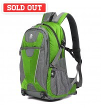 Escape Outdoor Travel 40L Backpack Green