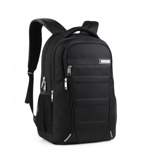 Halo Travel & Leisure Backpack Black