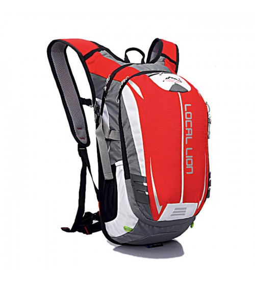 Beast 18L Outdoor Travel Backpack Red