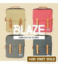 Blaze Minimalistic Korea Backpack Casual Bag