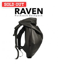The Raven Travel and Leisure Backpack Futuristic Rucksack Backpack
