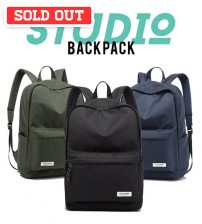 3 in 1 Ultra Soft & Light Studio College Backpack