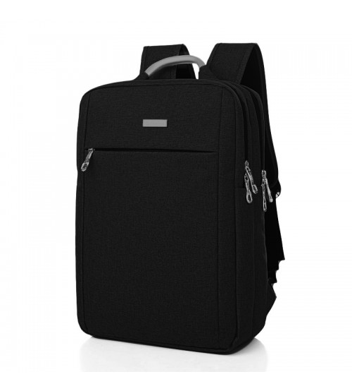 Monarchy Leisure Backpack Black