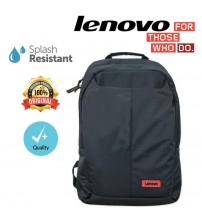 Lenovo Notebook Laptop Office Business Padded Backpack 15 inch KR3907 ( Original )