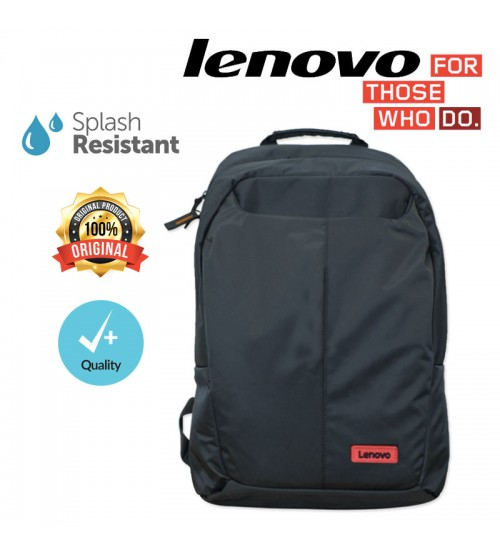 "Original Lenovo Notebook Laptop Office Business Padded Backpack 15"" KR3907"