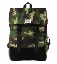 French Lizard Camouflage Leisure Backpack