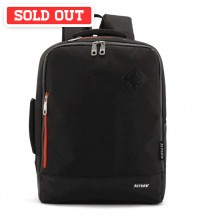 Blackout Travel Backpack Black