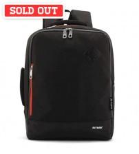 Blackout Travel Backpack Black