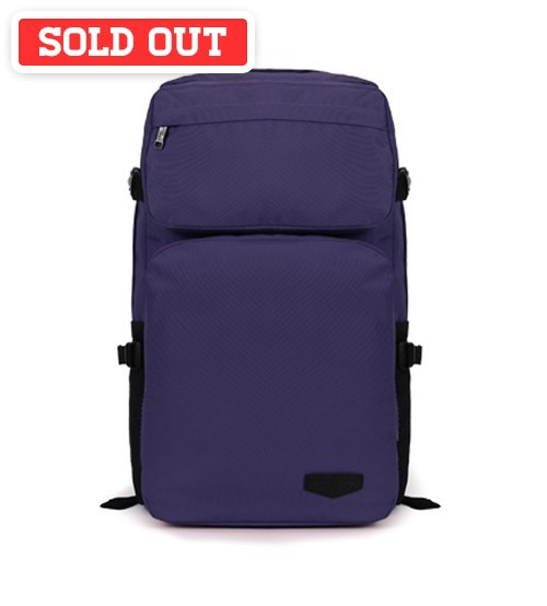 Amazon Travelling Leisure Backpack Purple