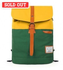 British Envelope Retro Backpack