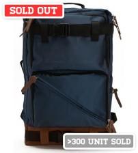 Jagger Korean Backpack Blue