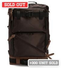 Jagger Korean Backpack Brown