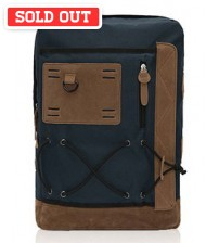 Captain Leisure Backpack Blue