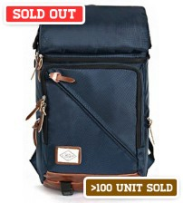 Convertible Transformer  Backpack Blue