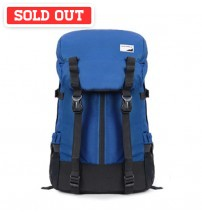 Totem Travel Backpack Blue