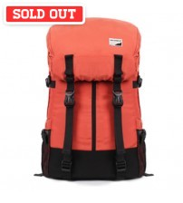 Totem Travel Backpack Orange