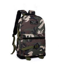 Hellenic Lizard Camouflage Travel Laptop Backpack