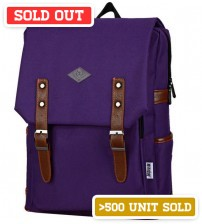 English Backpack Dream Purple