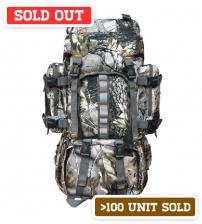 Outdoor Shoulder 60L Backpack Tactical Visionary