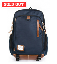 Antler Monotone Laptop Travel Backpack Navy