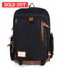 Antler Monotone Backpack Black