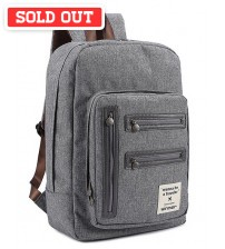 Victorian Legacy Backpack Grey