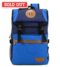 Louis Tniano Backpack Blue