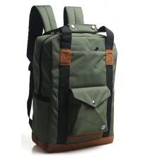 Helbourne Archer Backpack Green