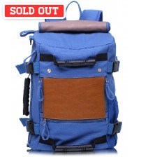 Goliath Armor Backpack Blue