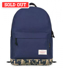 Silent Combat Backpack Navy