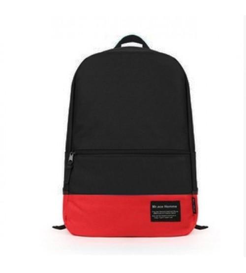 Zelda Leisure Backpack Black Flame