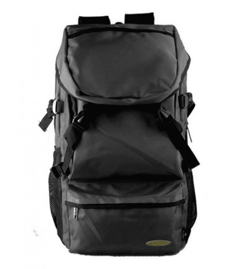 Alien Head Backpack Black