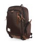 Antler Monotone Laptop Travel Backpack Brown