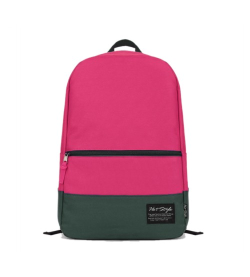 Zelda Leisure Backpack Pink