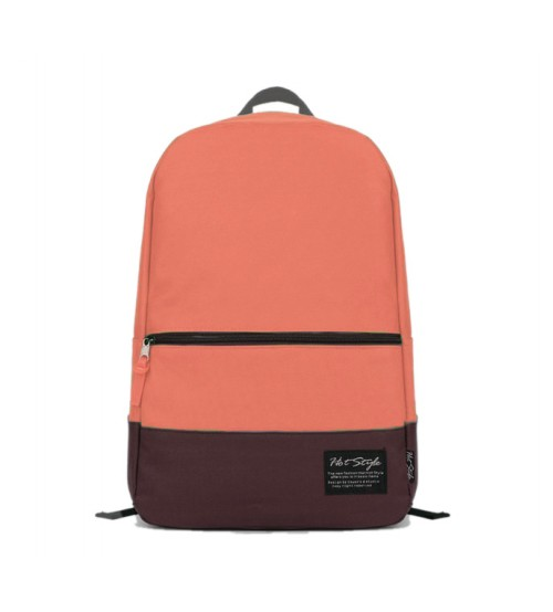 Zelda Leisure Backpack Pastel Pink