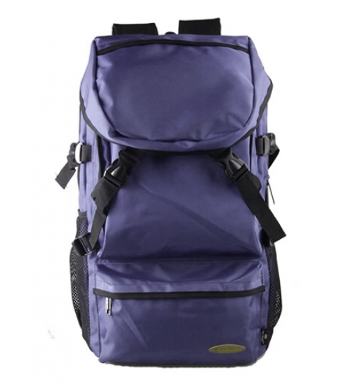 Alien Head Backpack Purple