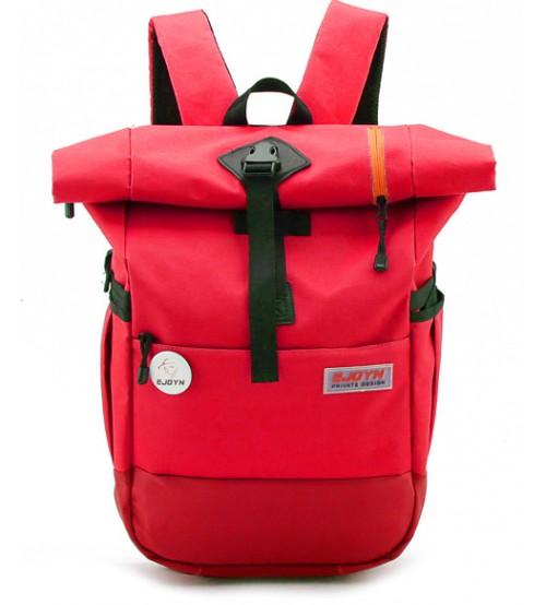 Blast Hornet Laptop Travel Satchel Backpack Red