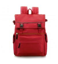 Vertigo Force Laptop Backpack Red