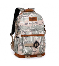 Desert Splinter Camouflage Travel Laptop Backpack