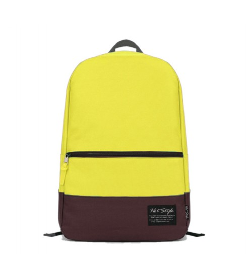 Zelda Leisure Backpack Yellow