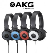 AKG Y55 High-Performance DJ Headphones With In-Line Microphone & Remote By Harman JBL