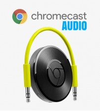 Google Chromecast Audio - Audio Streaming Device